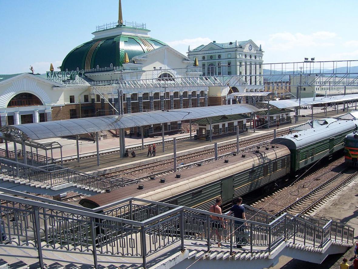 Transsibiřská magistrála slaví 100 let