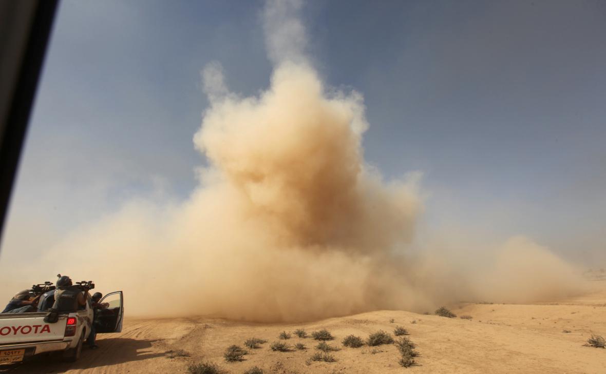Tažení na Mosul