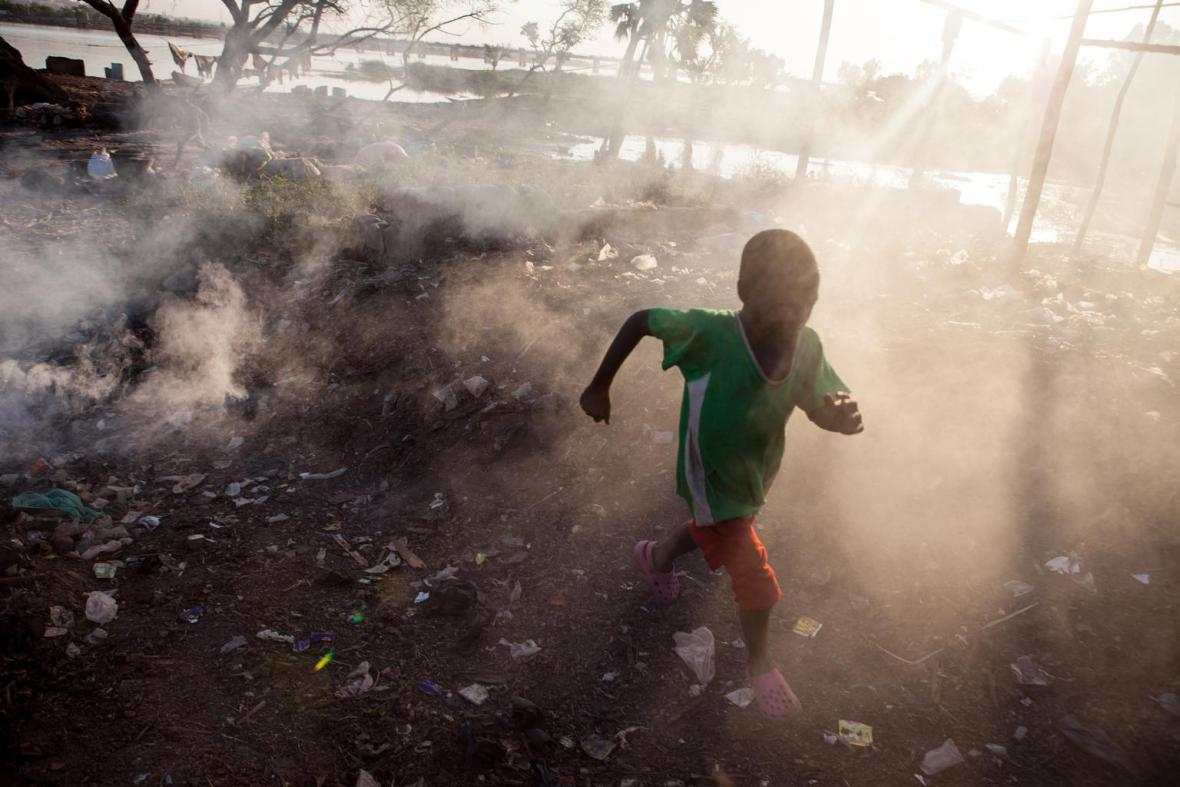 Znečištění ovzduší