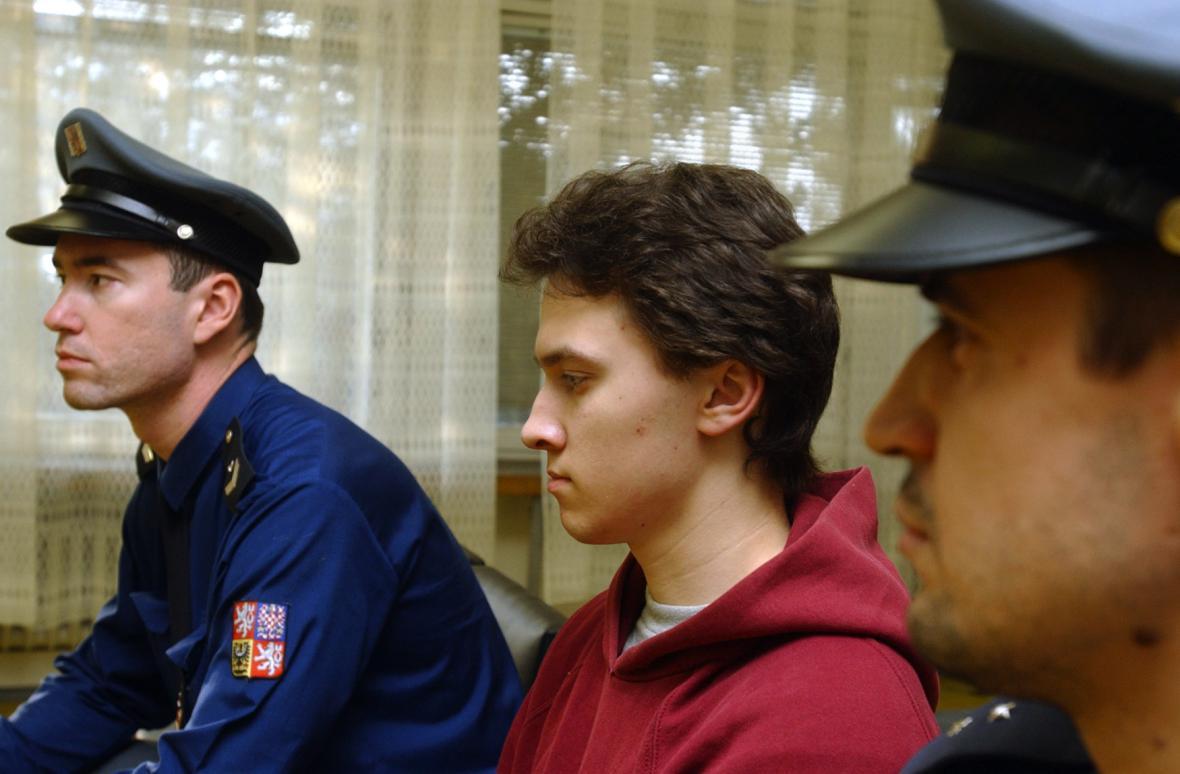 Aleše Provazníka poslal soud v roce 2003 do vězení na 12,5 roku