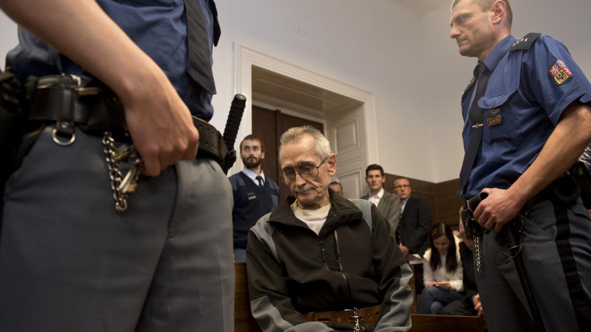 Jan Holman u soudu