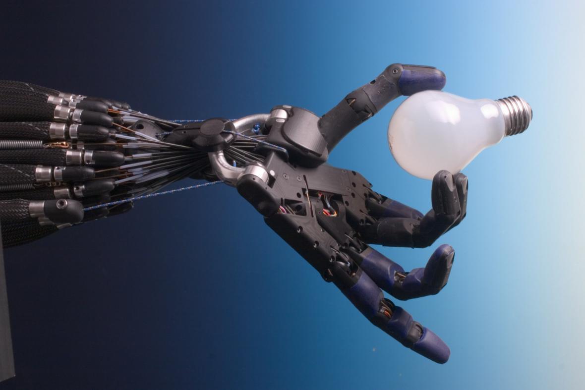 Robotická ruka