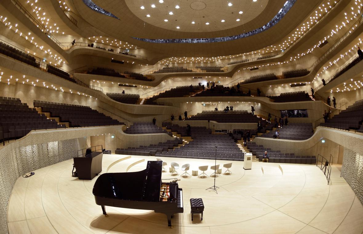 Labská filharmonie