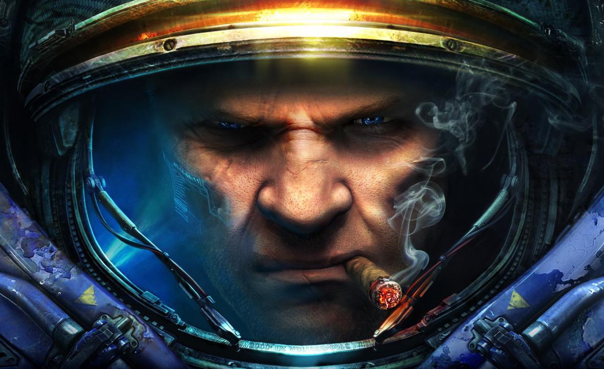 Počítačová hra Starcraft II