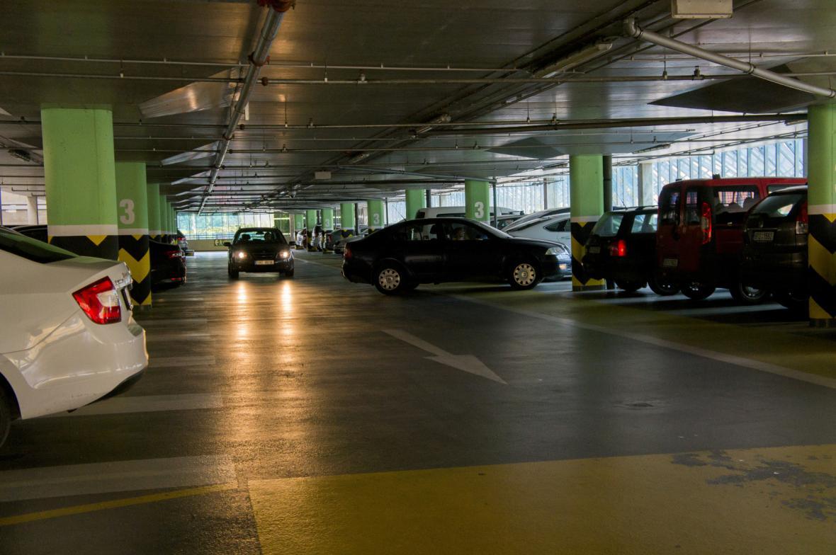 Parkovací dům