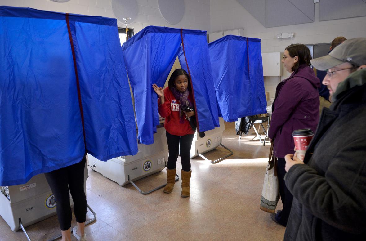 Volby ve Filadelfii