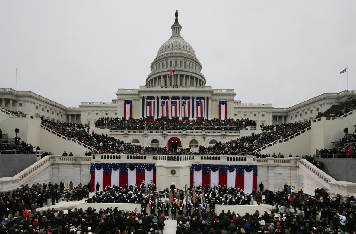 Poslední inaugurace z roku 2012