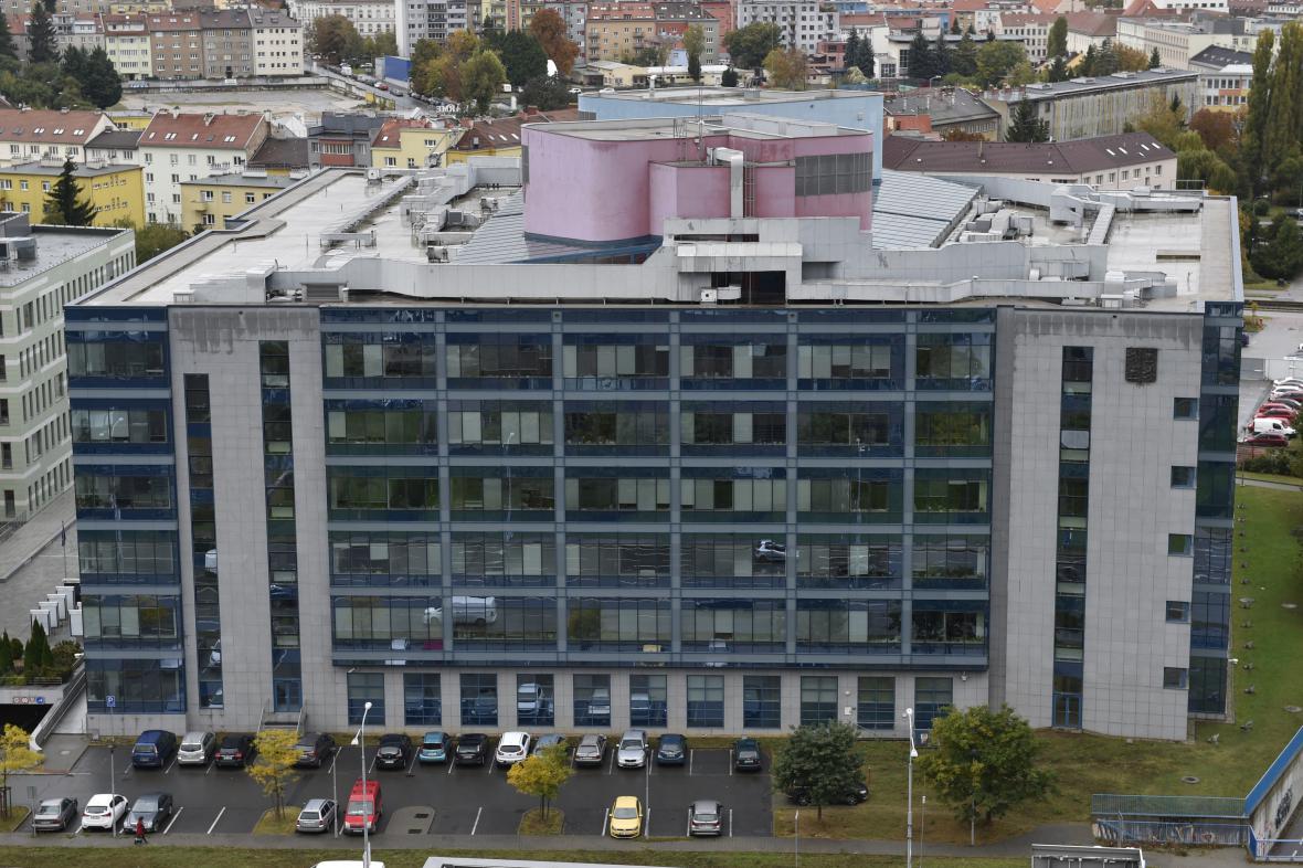 Podoba brněnského justičního paláce