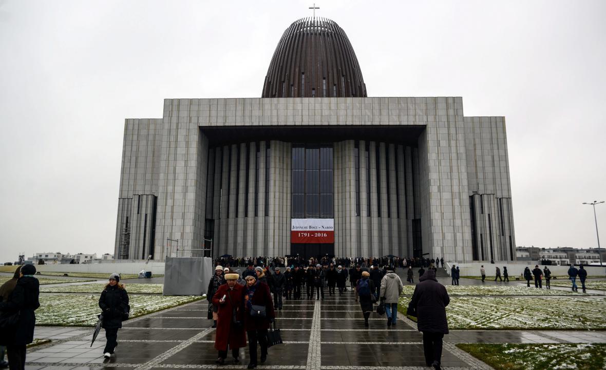 Varšavský chrám Boží prozřetelnosti