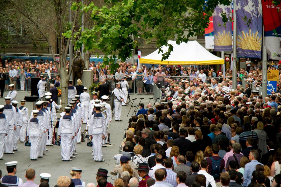 Den válečných veteránů ve světě