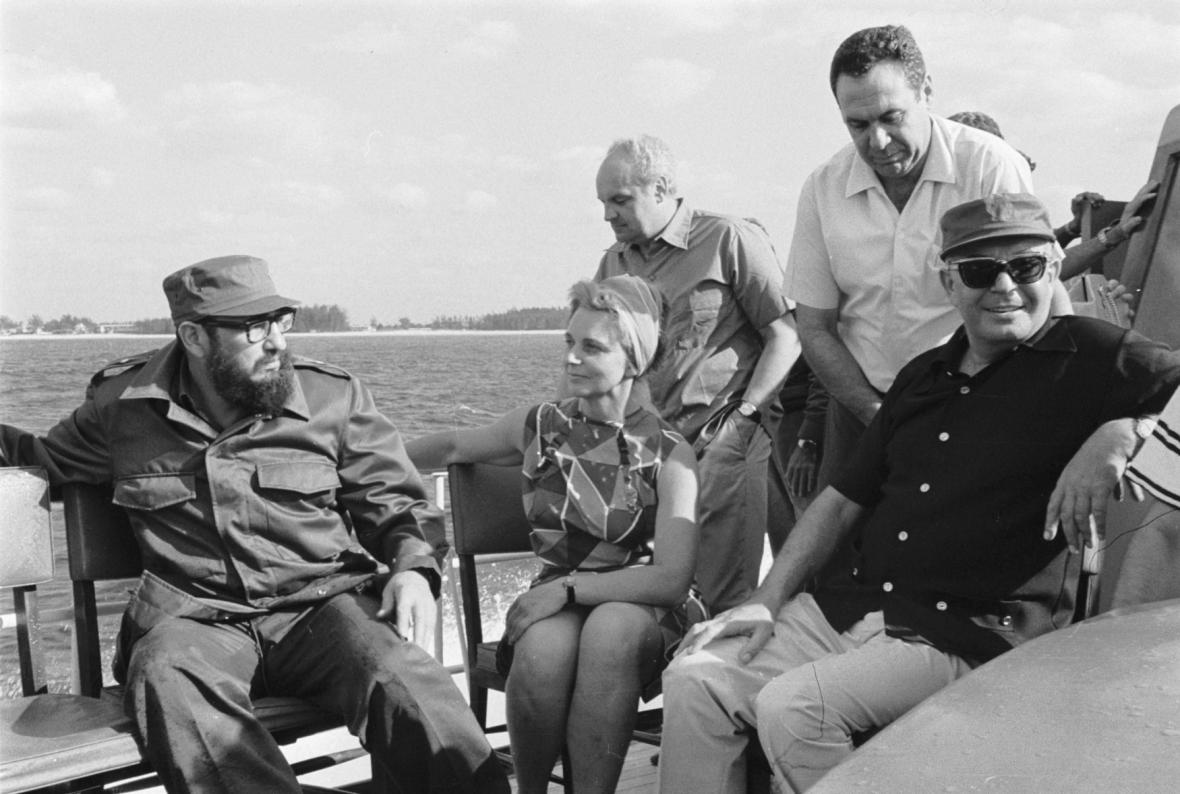 Castro a Československo
