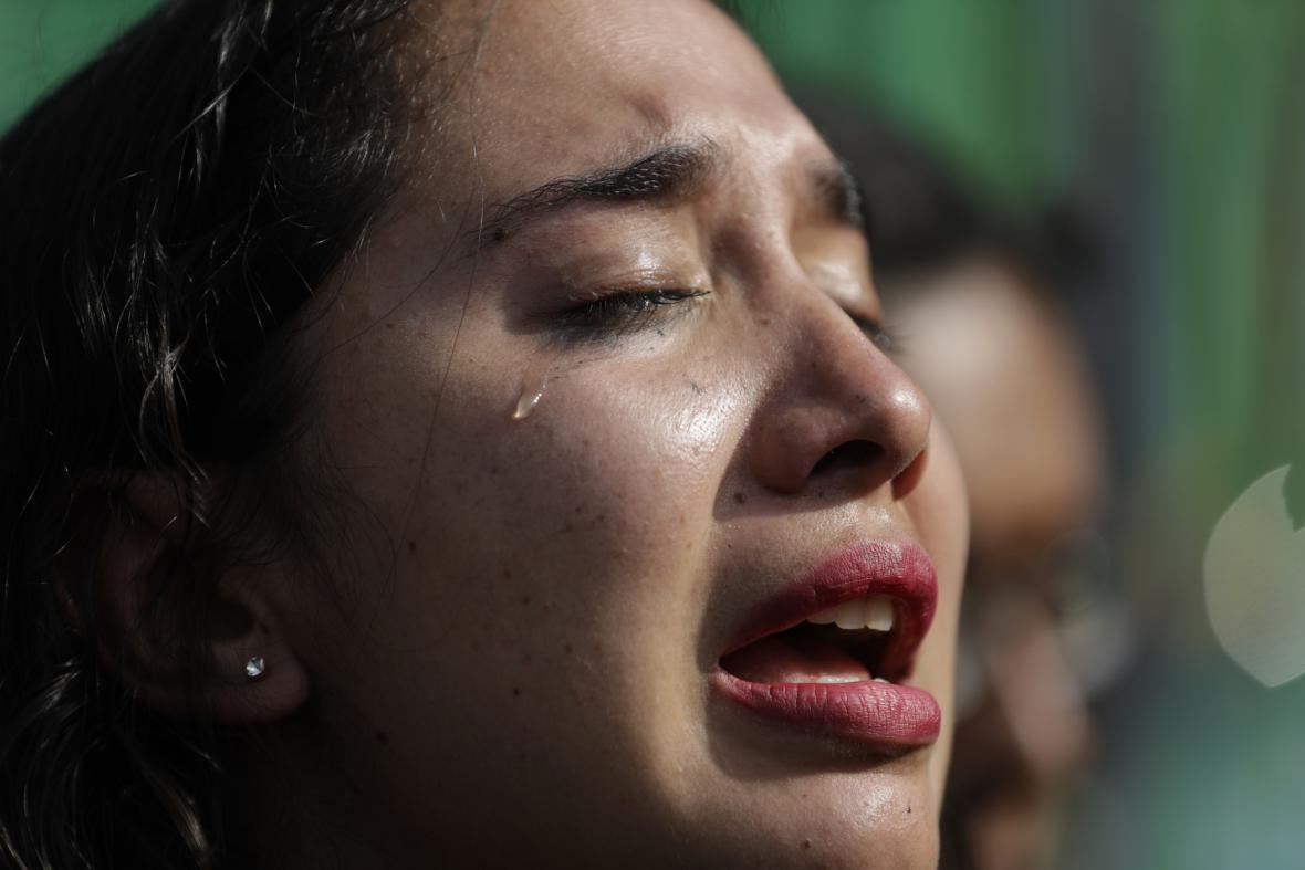 Pieta i oslavy po smrti Fidela Castra