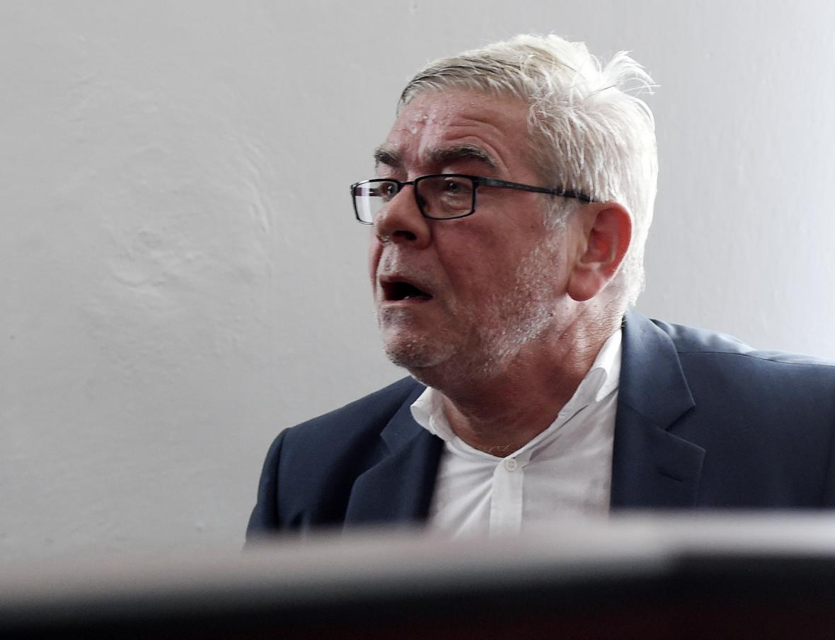 Bývalý nucený správce VZP Antonín Pečenka