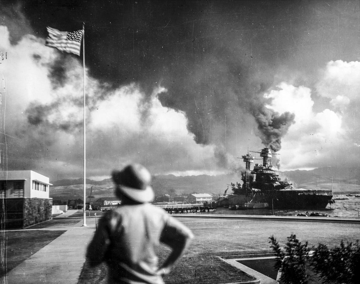 75 let od útoku na Pearl Harbor