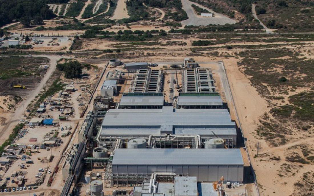 Odsolovací zařízení Sorek