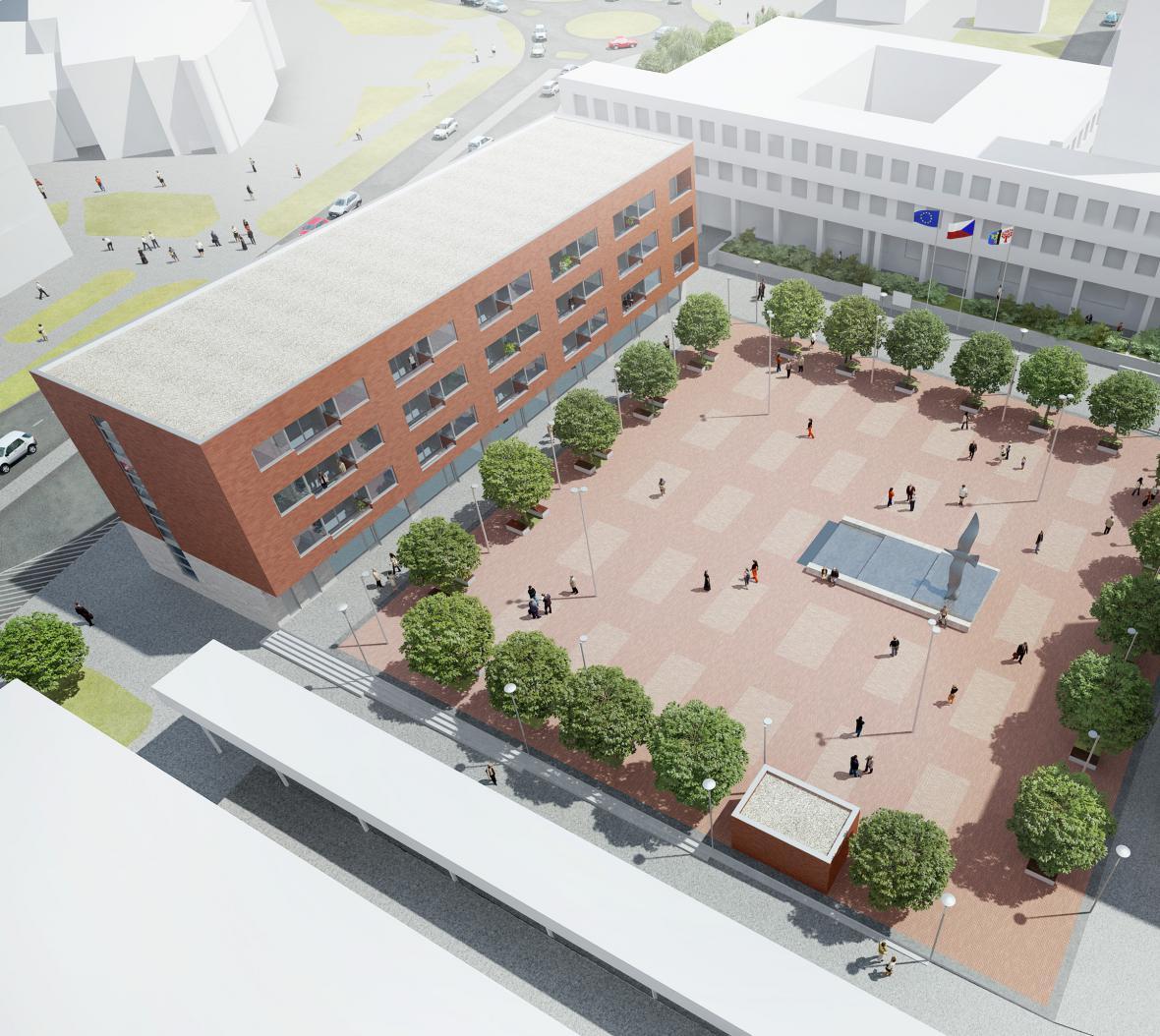 Revitalizace Náměstí 28. října