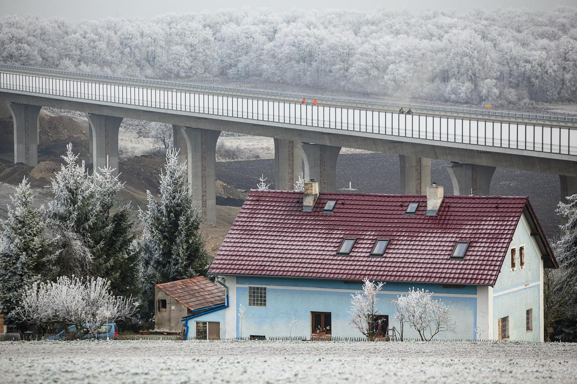 Dálnice D8 Lovosice - Řehlovice