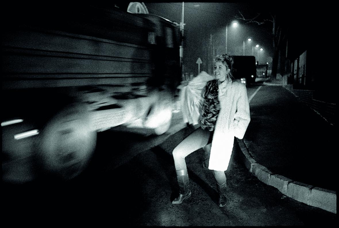 Sudety po roce 1989 fotografa Jaroslava Kučery
