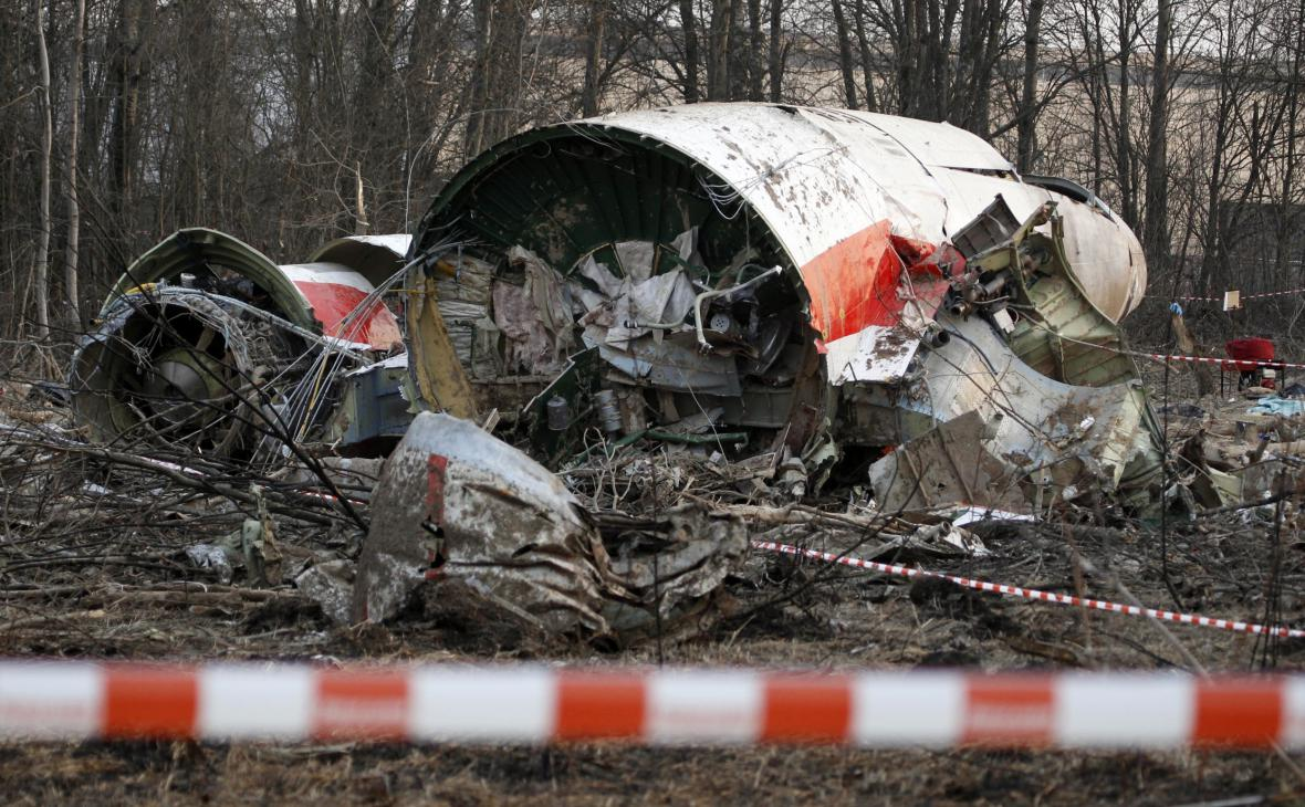 Havárie u Smolensku
