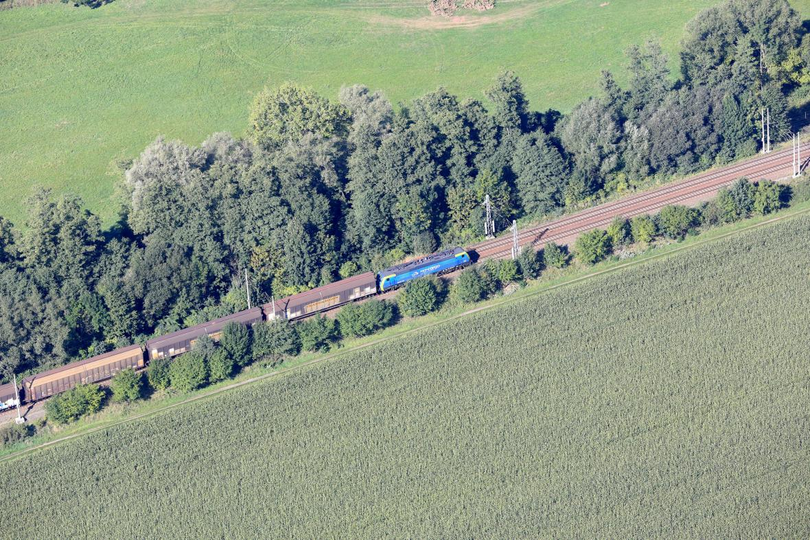Letovicemi projedou osobní vlaky a také rychlíky mezi Brnem a Prahou