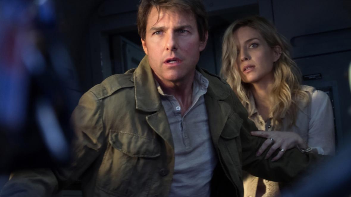 Tom Cruise ve filmu Mumie