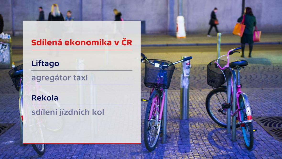 Sdílena ekonomika ve světě a v Česku