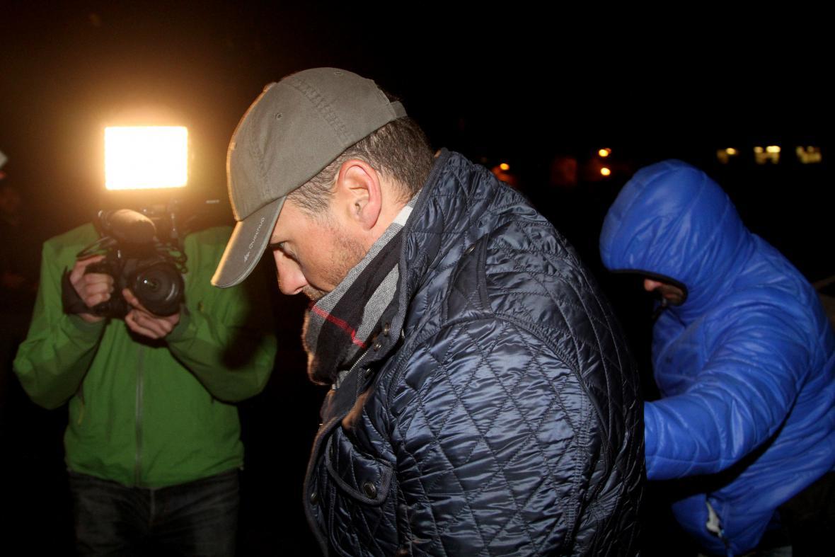 Obviněný podnikatel a bývalý člen ODS Daniel Ježek