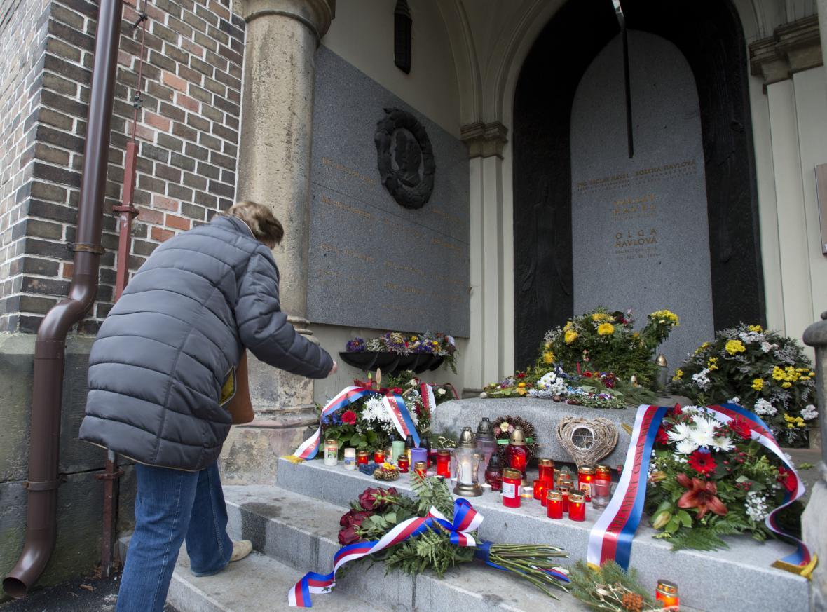 Česká republika vzpomíná na Václava Havla