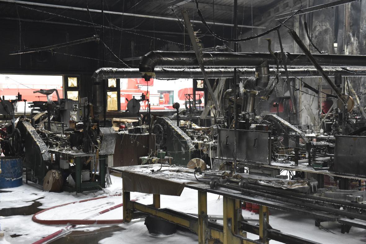 V Židlochovicích  zasahovalo 80 hasičů