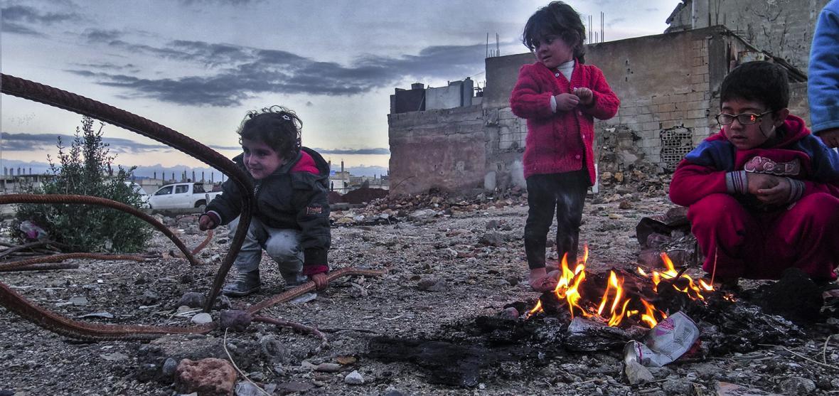 Sýrie pohledem českých novinářek Kutilové a Klicperové