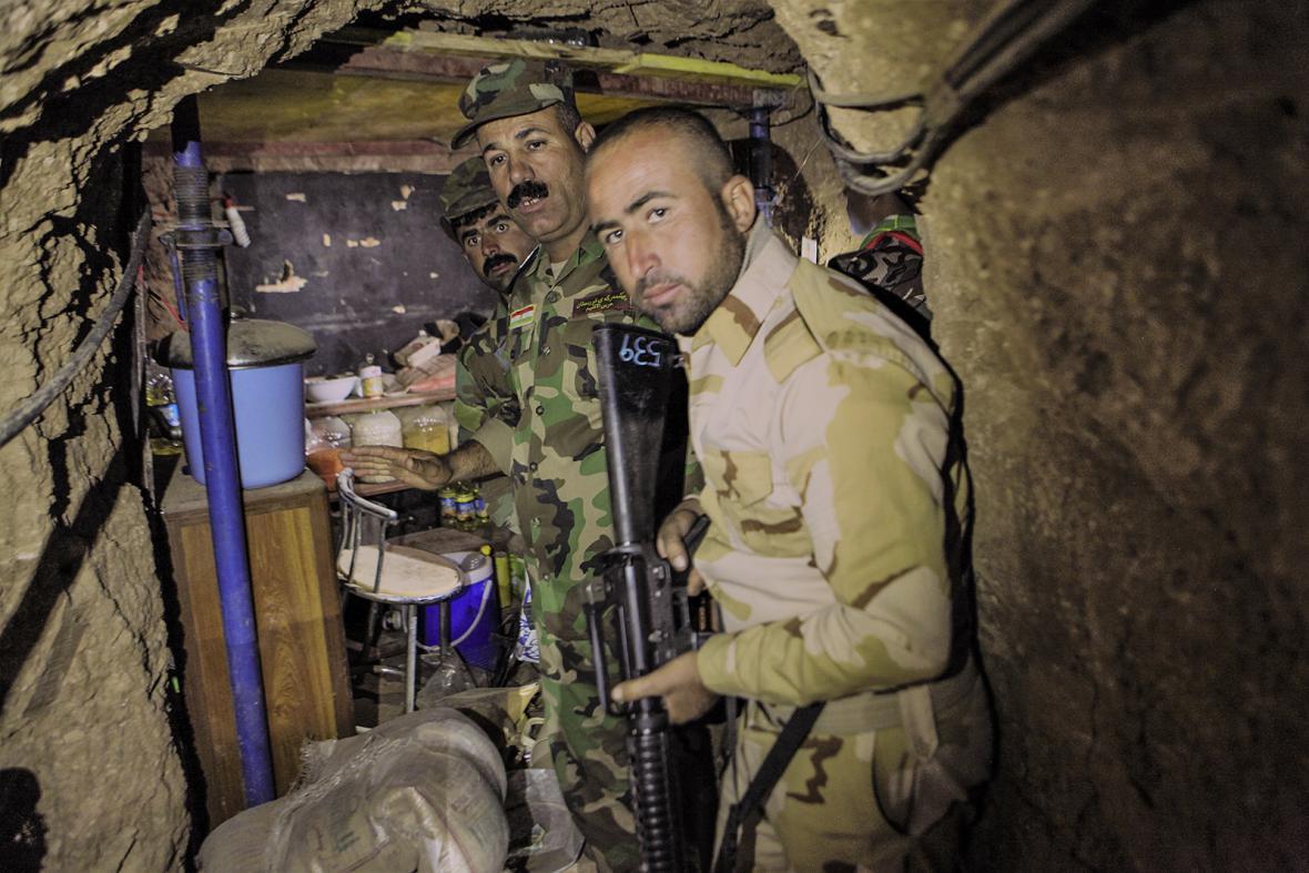 Bitva o Mosul pohledem českých novinářek Kutilové a Klicperové
