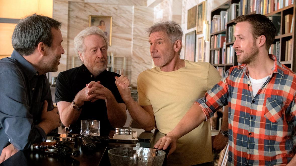 Tvůrci filmu Blade Runner 2049