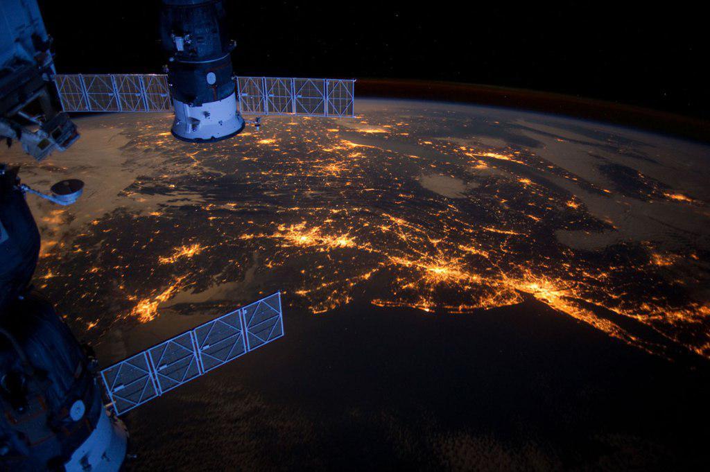 Svět z ISS