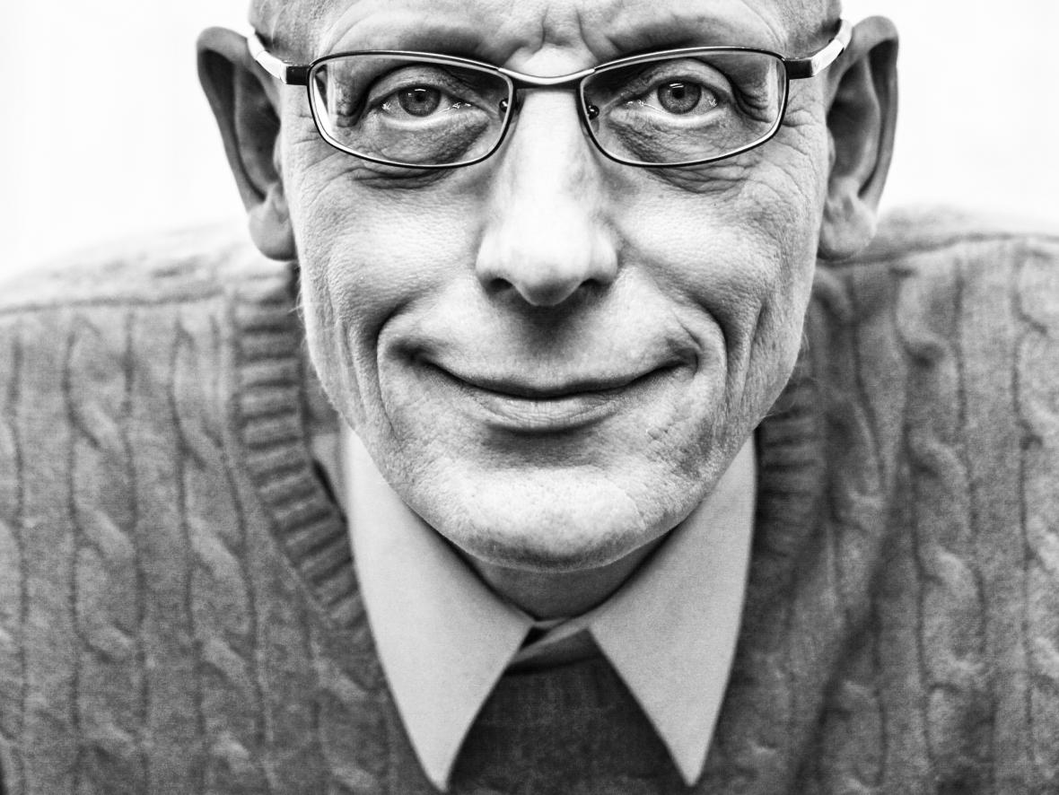 Profesor Petr Pavlínek