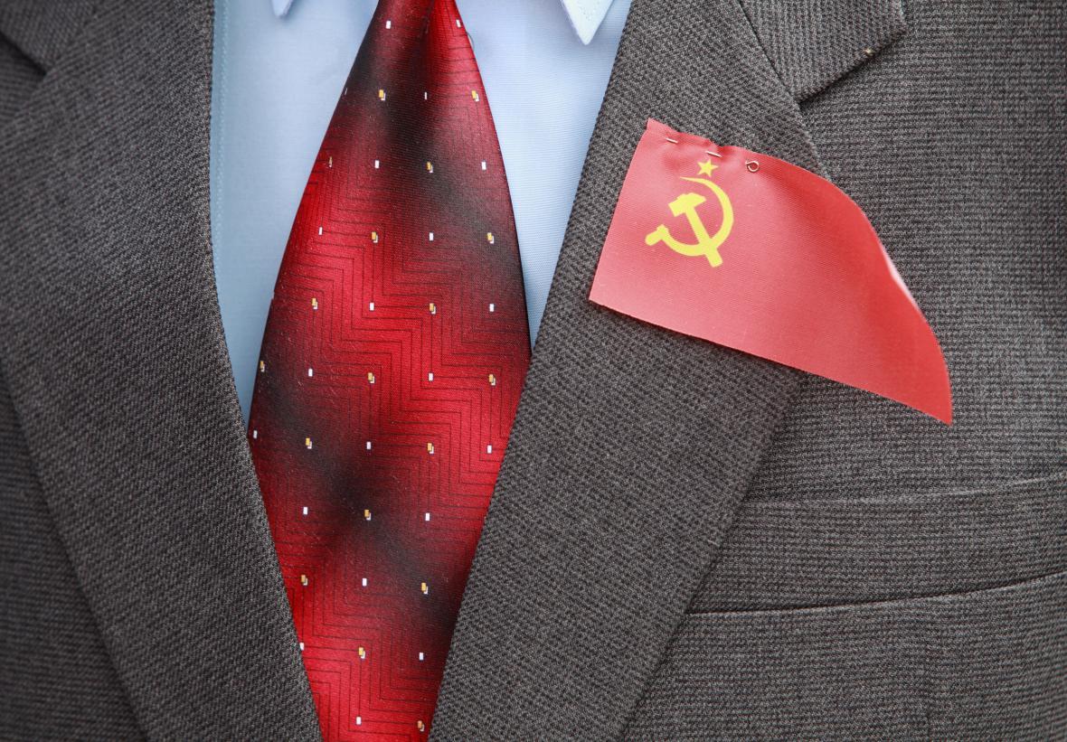 Vzpomínka na sovětské časy