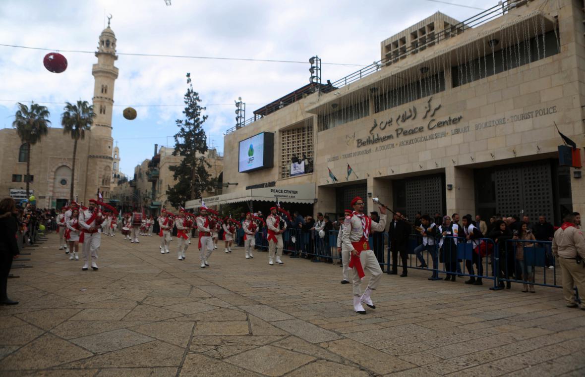 Betlém jako středobod vánočních oslav