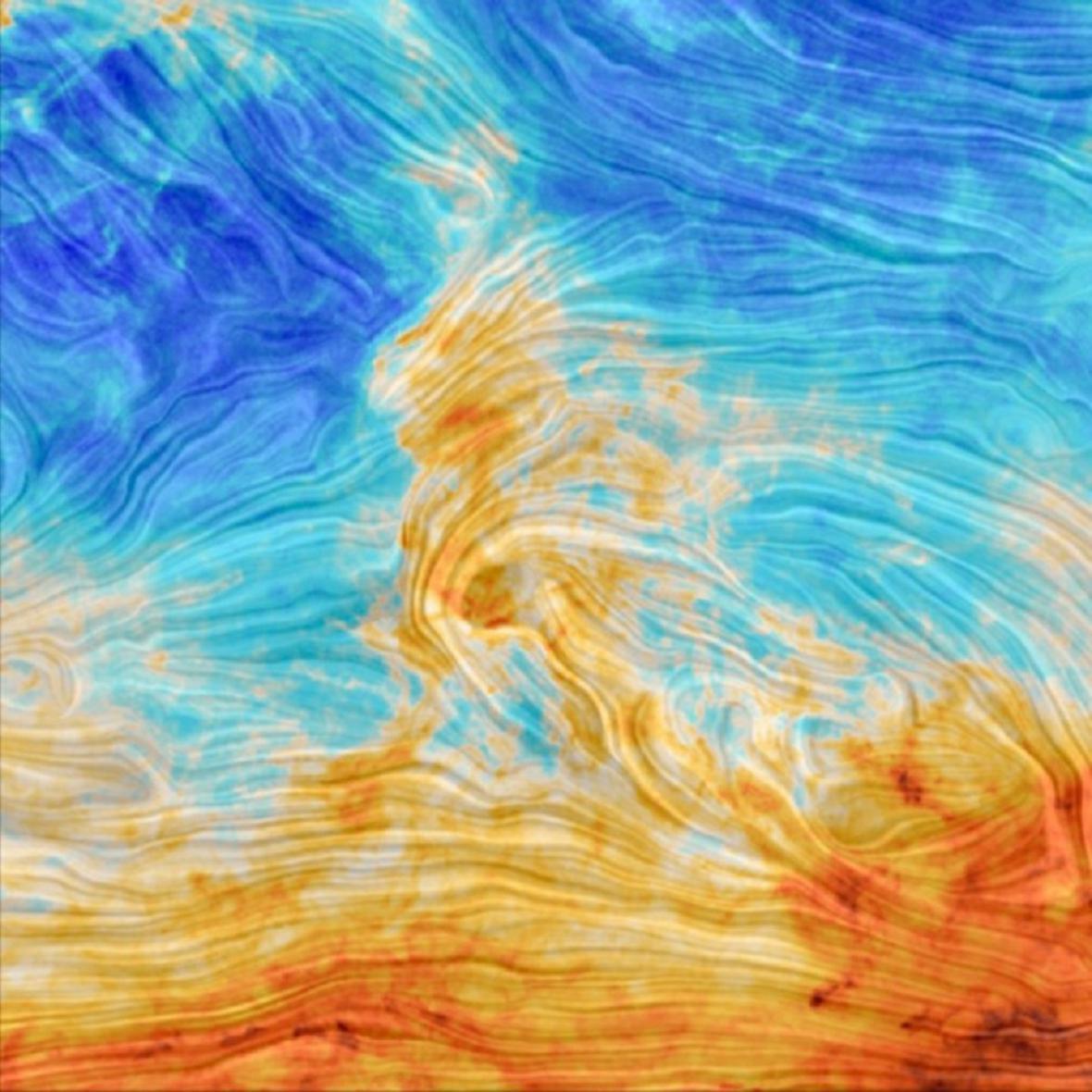 Nejlepší vesmírné fotky roku 2016 podle ESA