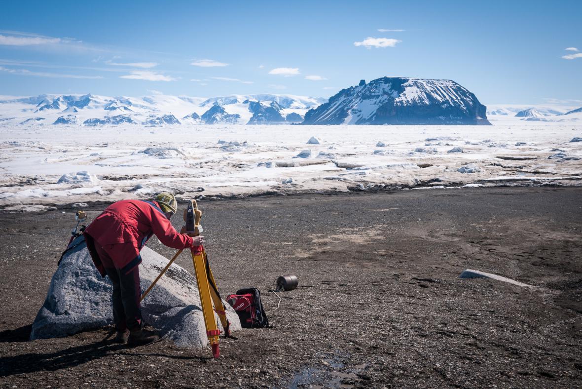 Česká vědecká přítomnost v Antarktidě