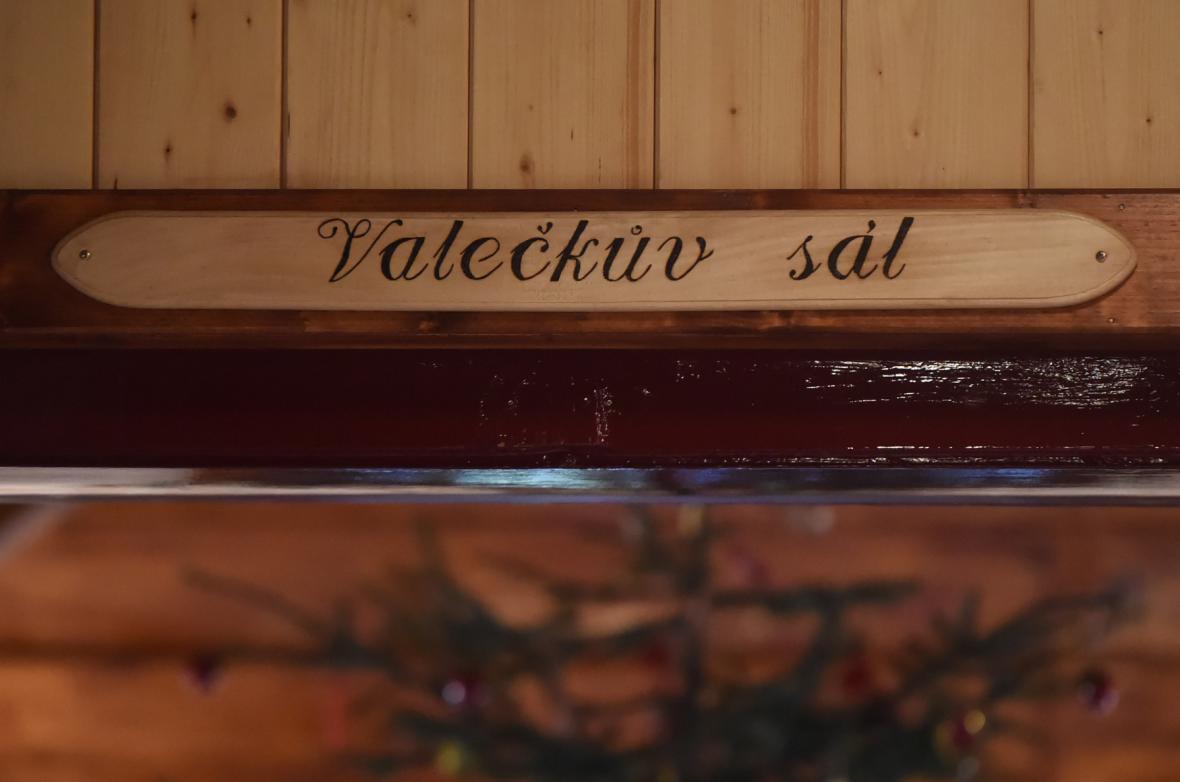 Turistická chata Prašivá ve Vyšních Lhotách v Beskydech