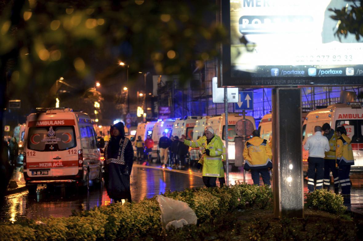 V istanbulském nočním klubu útočil terorista