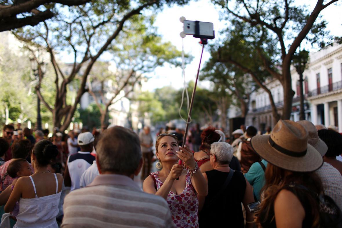 Kuba se stává znovuobjeveným rájem turistů z USA