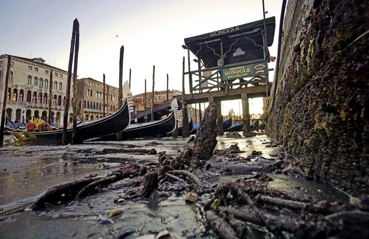 Benátky bez vody