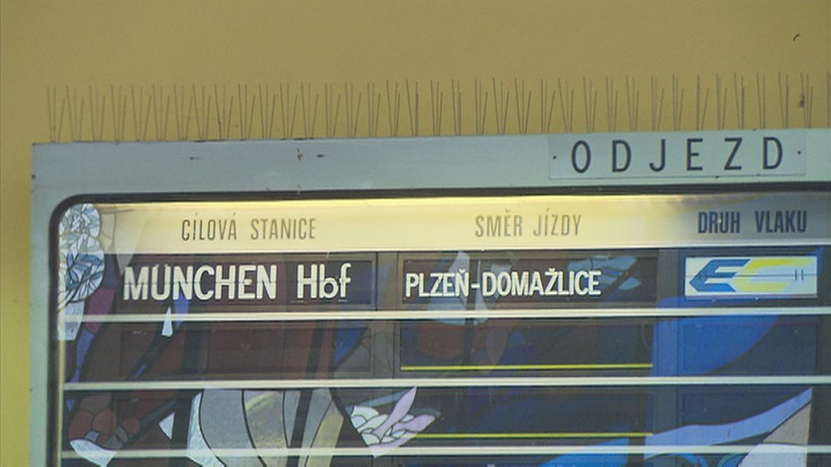 Vlak do Mnichova