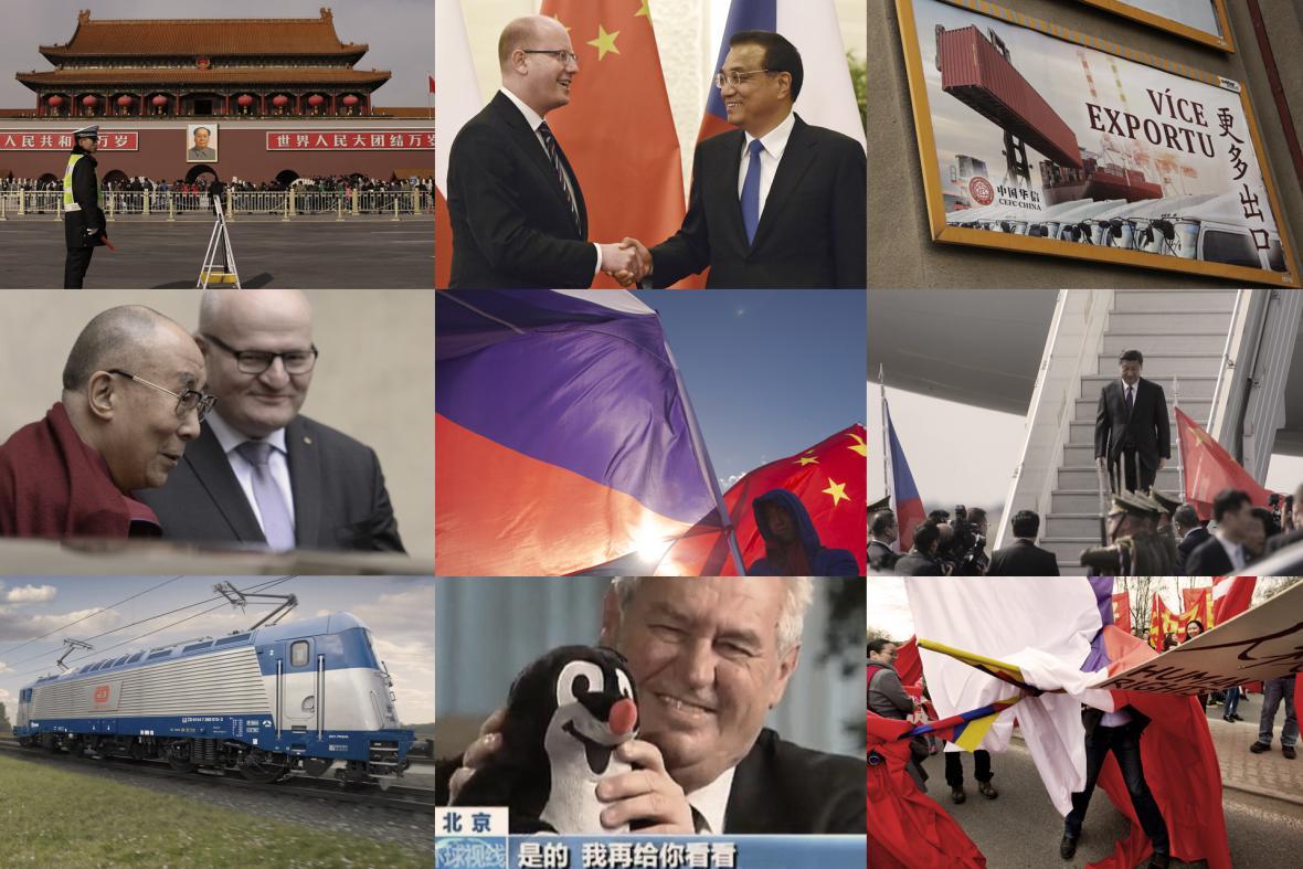 Rok Číny