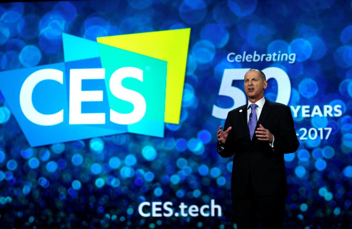 Začíná 50. ročník veletrhu spotřební elektroniy CES.