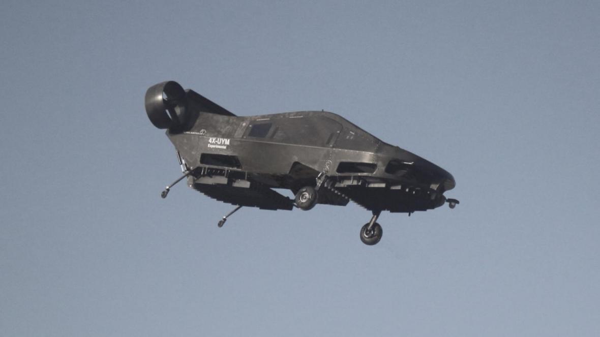 Dron Urban Aeronautics