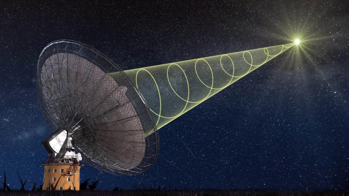 Signály z vesmíru
