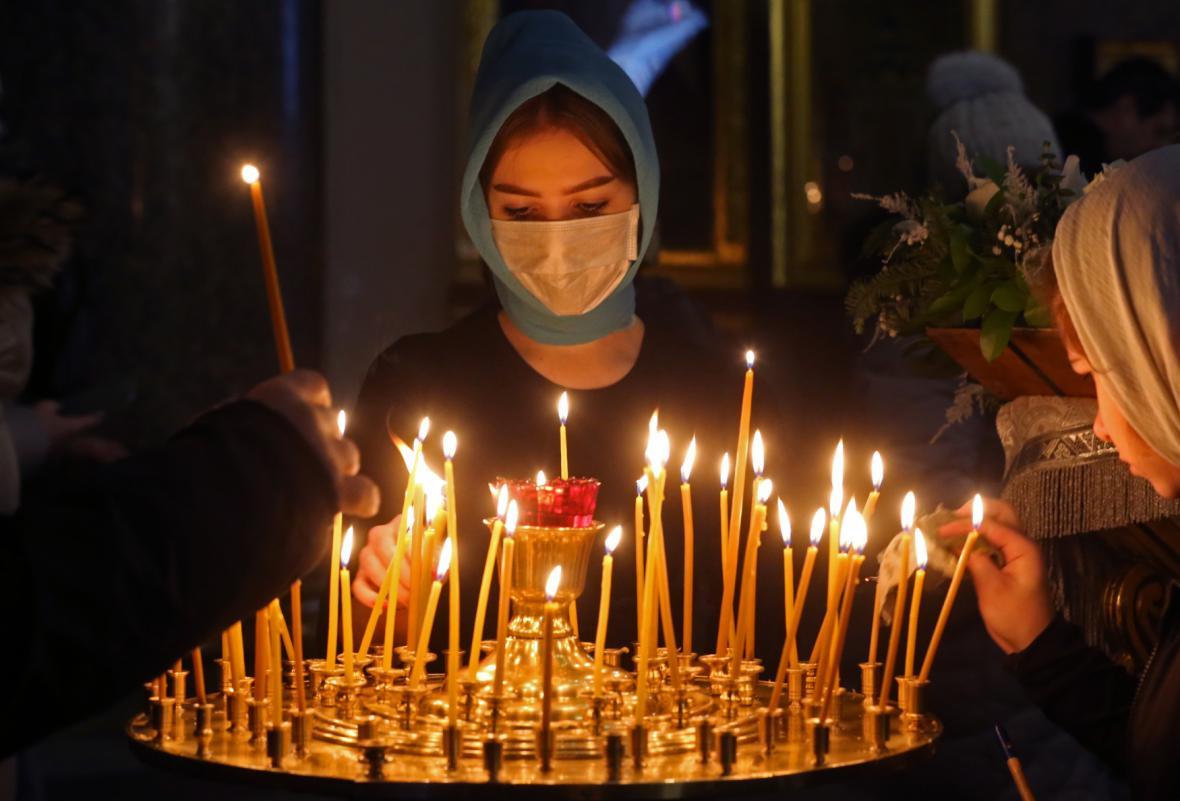 Začínají pravoslavné Vánoce