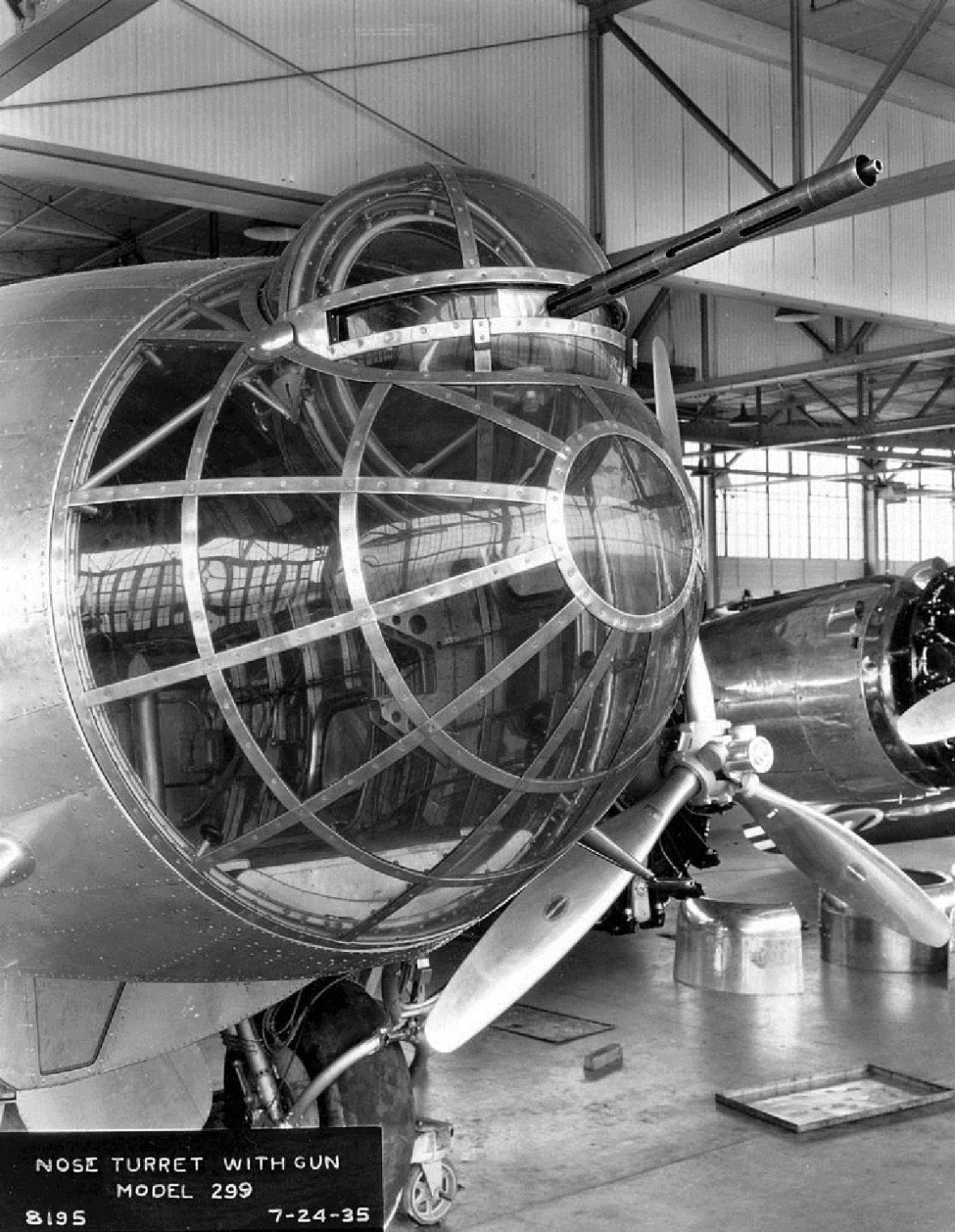 Prototyp B-17, detaily