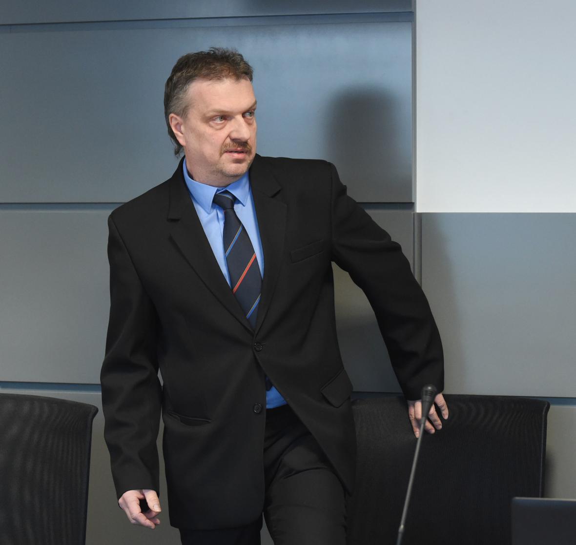Obžalovaný Luděk Konvička
